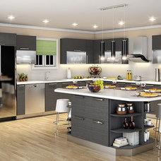 Contemporary Kitchen Cabinets by ADI Supply