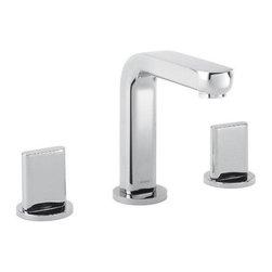 Hansgrohe - Hansgrohe Metris S Adjustable Center Widespread Lavatory Faucet (31063001) - Hansgrohe 31063001 Metris S Adjustable Center Widespread Lavatory Faucet, Chrome