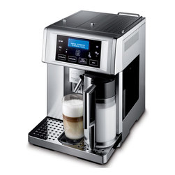 DeLonghi - Gran Dama Avant Complete Beverage Center - Features: