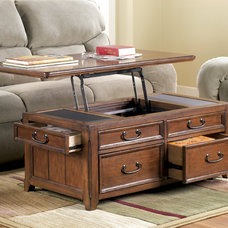 Traditional Coffee Tables by The Classy Home