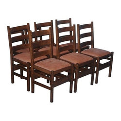 Shop asian dining chairs on houzz for Custom dining room chair cushions