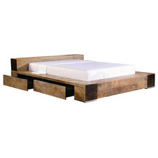 Eclectic Beds by Environment Furniture