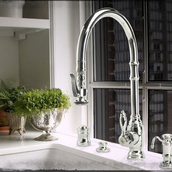 Waterstone Traditional Pulldown Faucet -