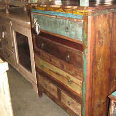 Eclectic Dressers by Nadeau Furniture- Homewood Alabama