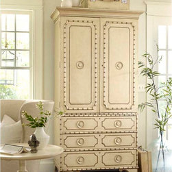 Nautical Whimsical Collection - Butter Pecan With Cocoa Accent Key Hole Linen Press.