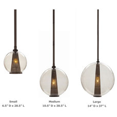 modern pendant lighting by Clayton Gray Home