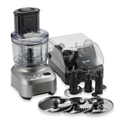 Breville - Breville Sous Chef Food Processor - The Breville Sous Chef Food Processor features a 1200-watt motor to make quick work of all your processing needs.