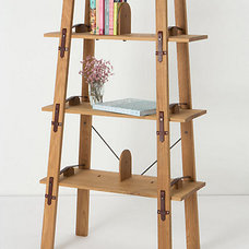 contemporary bookcases by Anthropologie