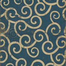Eclectic Vinyl Flooring by Pura Vida Home Decor