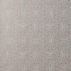 York Wallcoverings | Candice Olson Shimmering Details Hourglass Wallpaper -