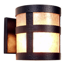 Steel Partners Inc - Sconce - OPEN PORTLAND - Every piece we create is unique — handcrafted at our factory in Chehalis, Washington, USA. Due to this, lead times are 2 to 4 weeks.