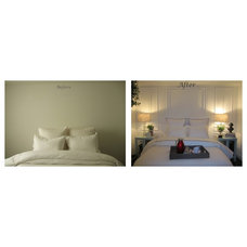 Traditional Wall Decals by Luxe Architectural