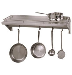 contemporary pot racks by stainlesssteelstore.com