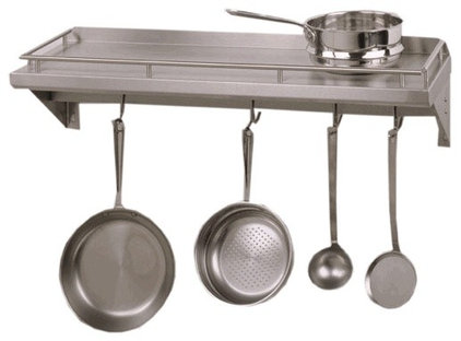 Contemporary Pot Racks And Accessories by stainlesssteelstore.com