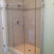 Contemporary Shower Stalls And Kits by Alto Glass