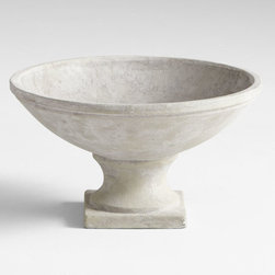 Cyan Design - Byers Planter - Small - Small byers planter - sandstone