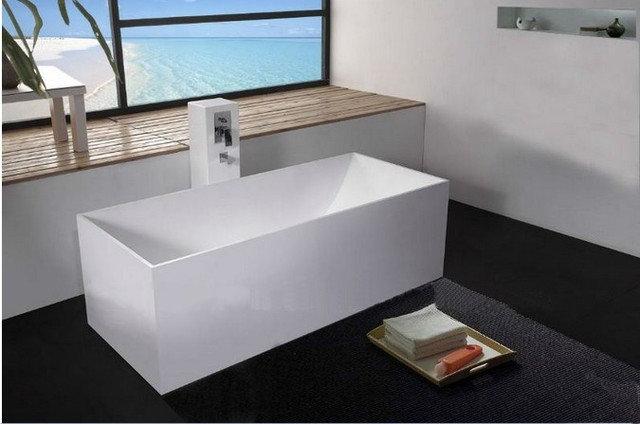 Modern Bathtubs by Crush