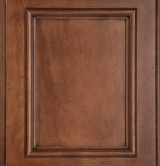 traditional kitchen cabinets by fieldstonecabinetry.com
