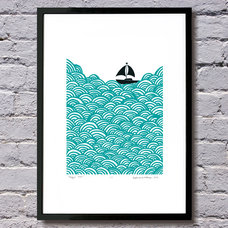 Modern Prints And Posters by Mengsel