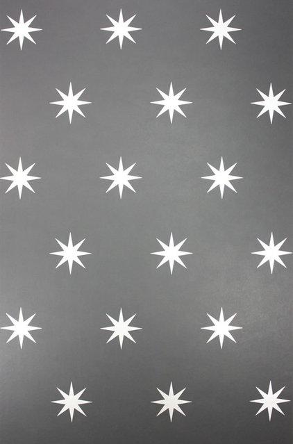 Modern Wallpaper by Osborne & Little