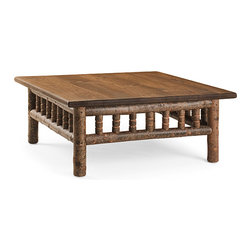 La Lune Collection - Rustic Coffee Table #3462 by La Lune Collection - Rustic Coffee Table #3462 by La Lune Collection