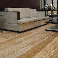 Modern Hardwood Flooring by Porcelanosa USA