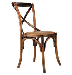 traditional dining chairs and benches by Ballard Designs