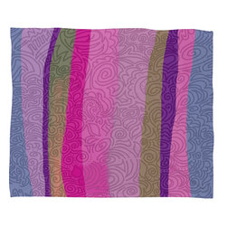 DENY Designs - Paula Ogier Dream Machine Fleece Throw Blanket - This DENY fleece throw blanket may be the softest blanket ever! And we're not being overly dramatic here. In addition to being incredibly snuggly with it's plush fleece material, it's maching washable with no image fading. Plus, it comes in three different sizes: 80x60 (big enough for two), 60x50 (the fan favorite) and the 40x30. With all of these great features, we've found the perfect fleece blanket and an original gift! Full color front with white back. Custom printed in the USA for every order.