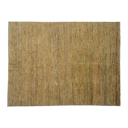 1800-Get-A-Rug - Hand Knotted Rug Natural Dyes Modern Gabbeh Sh7525 - About Modern & Contemporary