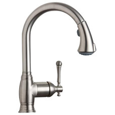 Contemporary Kitchen Faucets by PoshHaus