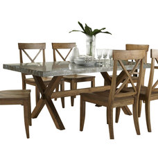 Rustic Dining Tables by eFurniture Mart