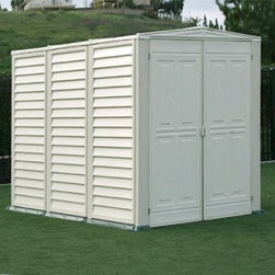 Duramax 5 X 8 Ft Yardmate Storage Shed With Floor
