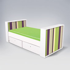 modern kids beds by 2Modern