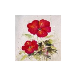 Red Flower Canvas Prints - Red Flower Canvas Prints @ Lowest Price FREE Shipping 100% Quality, Design Online Quality Custom Canvas Printing @ Just $14.94! Personalized Photo Canvas Prints