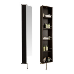 mirror shelf cabinet wenge due rotating linen cabinet 12 inch wide