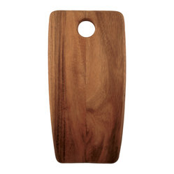 Acacia Rectangular Board, Small