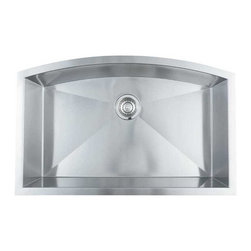 Blanco - Blanco 516095 ARCON Stainless Steel Super Single Bowl - Product features