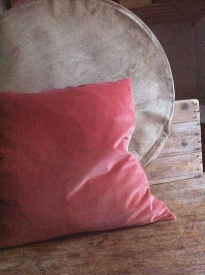 Modern Decorative Pillows by Kirsten Hecktermann
