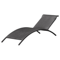 Contemporary Outdoor Chaise Lounges by modDecor
