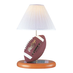 Lite Source - Football Lamp - Football Lamp
