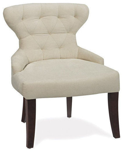 Transitional Living Room Chairs by Amazon
