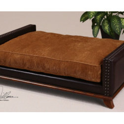 "23026 Beau, Pet Bed by uttermost - Get 10% discount on your first order. Coupon code: ""houzz"". Order today."