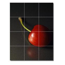 Picture-Tiles, LLC - Fruits Vegetables Photo Backsplash Tile Mural 7 - * MURAL SIZE: 24x18 inch tile mural using (12) 6x6 ceramic tiles-satin finish.