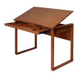 13285 Ponderosa Wood Top Table - Robert Hughes