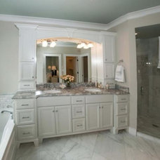 Contemporary Bathroom Vanities And Sink Consoles by Barber Cabinet Co.