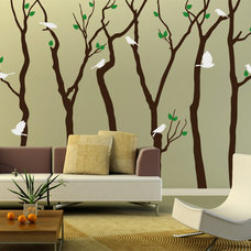 Contemporary Decals by Wall Definition