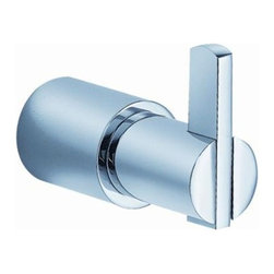 Fresca - Fresca Magnifico Bathroom Hook - All our bathroom accessories are imported and are selected for their modern, cutting edge designs. All accessories are made with brass with a quadruple chrome finish. All our accessories have been chosen to complement our other line of products including our vanities, steam showers, whirlpools, and toilets.