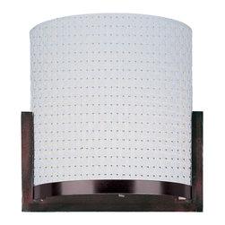 ET2 - ET2 E95088-100OI Elements 2-Light Wall Sconce - ET2 E95088-100OI Elements 2-Light Wall Sconce