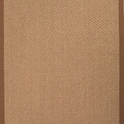 Jaipur - Natural Fiber Naturals Tobago 8'x10' Rectangle Sahara Area Rug - The Naturals Tobago area rug Collection offers an affordable assortment of Natural Fiber stylings. Naturals Tobago features a blend of natural Sahara color. Natural of 100% Sisal the Naturals Tobago Collection is an intriguing compliment to any decor.