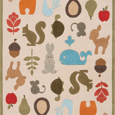 Contemporary Kids Rugs by Overstock.com